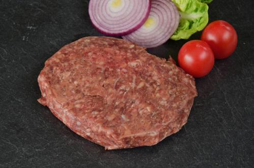 Rohe Burger-Patties